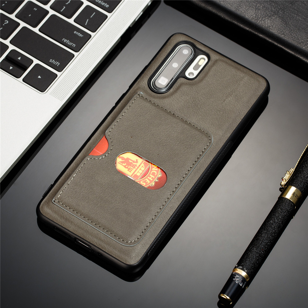 Huawei P20 Lite Case Retro PU Leather Case Huawei P20 Lite P8 P9 P10 P20 P30 Lite Pro Case Cover Detachable 2 in 1 Multi Card Wallet Phone cases09