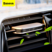 Baseus Car Air Freshener Solid Perfume Fragrance for Auto Interior Air Vent New Smell Aroma Diffuser Flavoring in Car Freshener 1