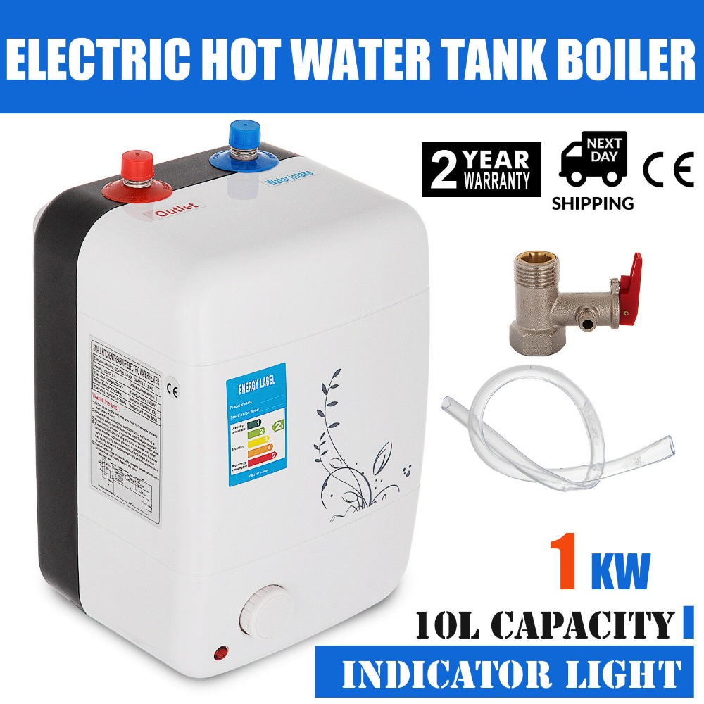 tank instant electric water heater diy