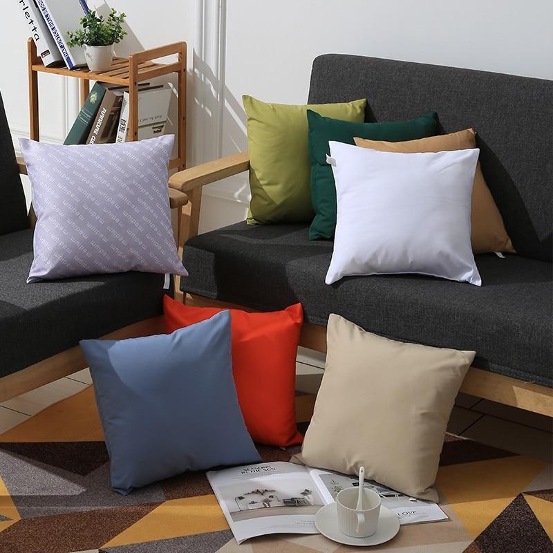 Peter Khanun Home Cushion Inner PP Cotton Filler Pillow Core for Sofa Car Soft Pillow Cushion Insert Cushion with pillowcase