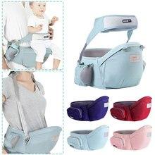 цена на Baby Carrier Baby Holder Baby Waist Stool Baby Sling Safety Belt Backpack For Newborns porta bebé Kangaroo Baby Hip Walkers