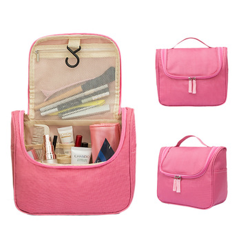 Hanging Toiletry Bag Cosmetic Makeup Travel Organizer Portable Travel Makeup Beauty Bag Multifunction Cosmetic Organizer