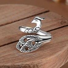 Ретро 925 стерлингового серебра ювелирные изделия тайский серебряный