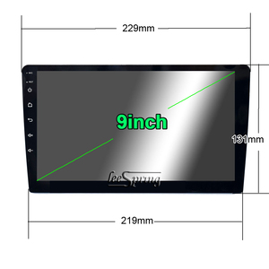 Image 3 - Android Car Radio Stereo 9 inch GPS Navigation For Peugeot 3008 2013 2016 Car Multimedia Player with Carplay