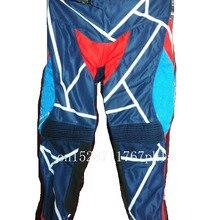 Мотоцикл мотокросса внедорожной сетки ткань брюки Вентиляция дизайн DH MX горные гонки короткие спортивные брюки