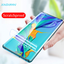 25D high quality hydrogel-Film for huawei P30 P30pro soft screen protector P30lite protective-film front back Film