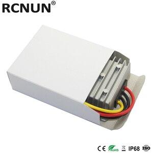 Image 4 - RCNUN 8 36V כדי 12.6V 13.8V 10A שפר באק DC DC ממיר 12V ליתיום עופרת חומצה סוללה מטען כפול סוללה מערכת