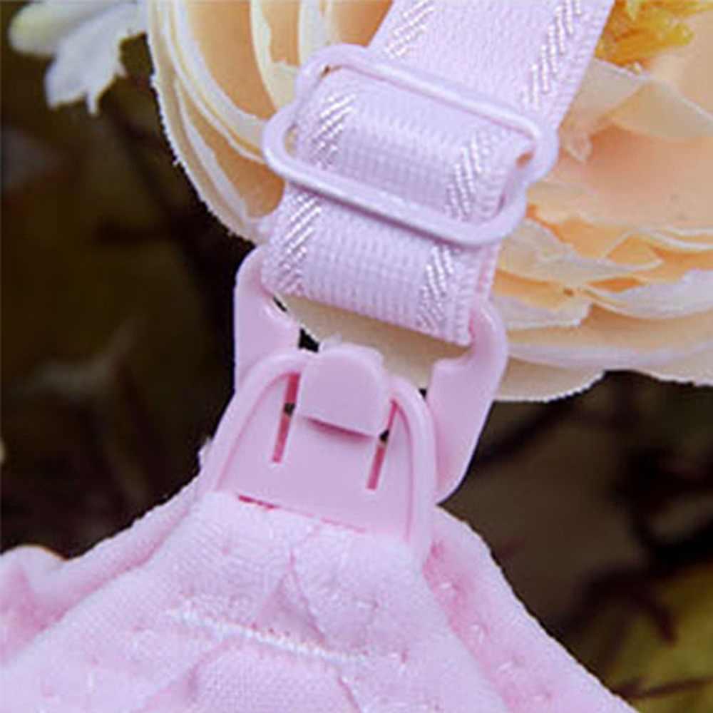 Lencería Sexy ropa interior de algodón de mujer sólida sujetador corsé mujeres lactancia maternidad sujetador MM chaleco embarazada cómodo