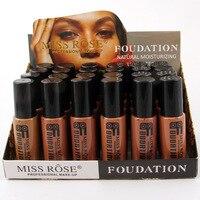 Concealer Natural Nude Face Liquid Foundation Prime Beauty Makeup Moisturizer Liquid Full Cover Concealer Facial Base Foundation