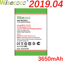 Wisecoco E7 3650mAh New Powerful Battery For Blackview E7 E7S Mobile Phone Accumulator Replacement+ Tracking Number