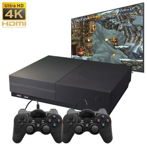Console de Jogos de Vídeo Jogos de Vídeo Console de Jogos Retro para tv Suporte k Saída Hdmi Retro 800 Clássico Família x Pro hd 64 Bit 4