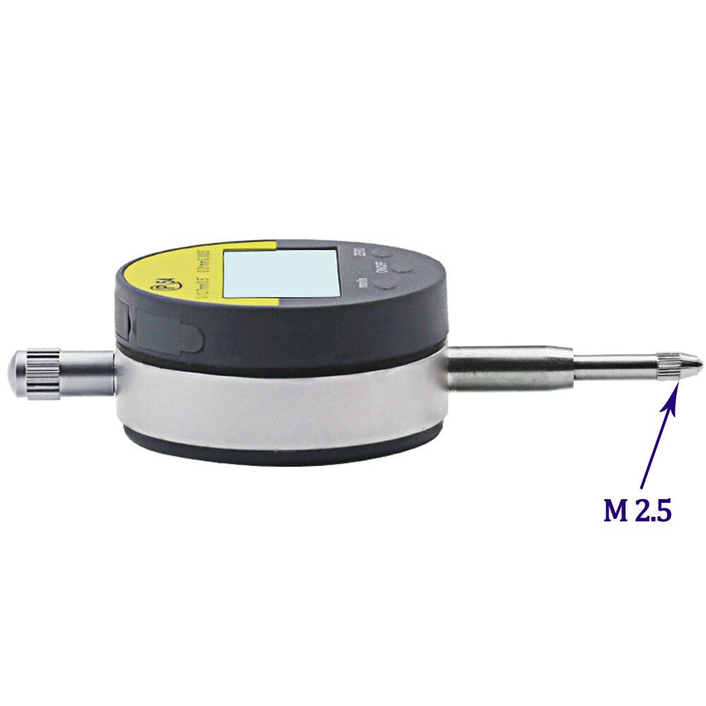 0.01mm precisão toque micrômetro eletrônico 12.7mm ip54