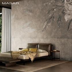 MASAR Креативный цветочный заказ Фреска ресторан спальня гостиная фон настенная бумага настраиваемая настенная бумага водный цветок