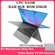 Teclast F5 Laptop Intel Gemini Lake N4100 Quad Core 8GB RAM 256GB SSD Windows10 360 Rotating Touch Screen 11.6
