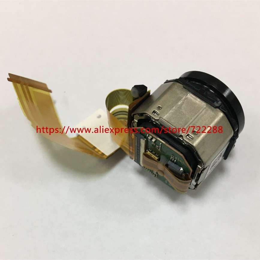 Image 3 - Repair Parts For Sony HDR AS300 HDR AS300R FDR X3000R FDR X3000 4K Zoom Lens Assy With CCD Sensor Unit New LSV 1860A 884893501-in Electronics Stocks from Electronic Components & Supplies