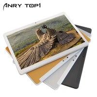LCD ANRY מקורי 4G LTE התקשר לטלפון Tablet 10 אינץ 4G Core אוקטה + 64G אנדרואיד 7.0 Tablet Pc WiFi Bluetooth Dual SIM כרטיסי IPS LCD 10.1 (1)