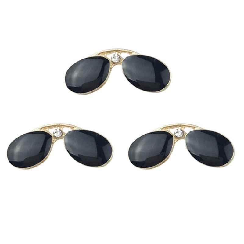 10 ชิ้น/เซ็ต Alloy Enamel Charms Bulldog แว่นตากันแดดจี้สำหรับ DIY เครื่องประดับทำสร้อยคอสร้อยข้อมือต่างหูคลิปผมอุปกรณ์เสริม