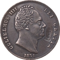 Копия монеты UK 1831 28 мм