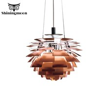 Modern Pine Cone Creative Pendant Lights Nordic Designer Luxury Art Led Pendant Lamp Dining Room Home Cafe Bar Lighting Fixture