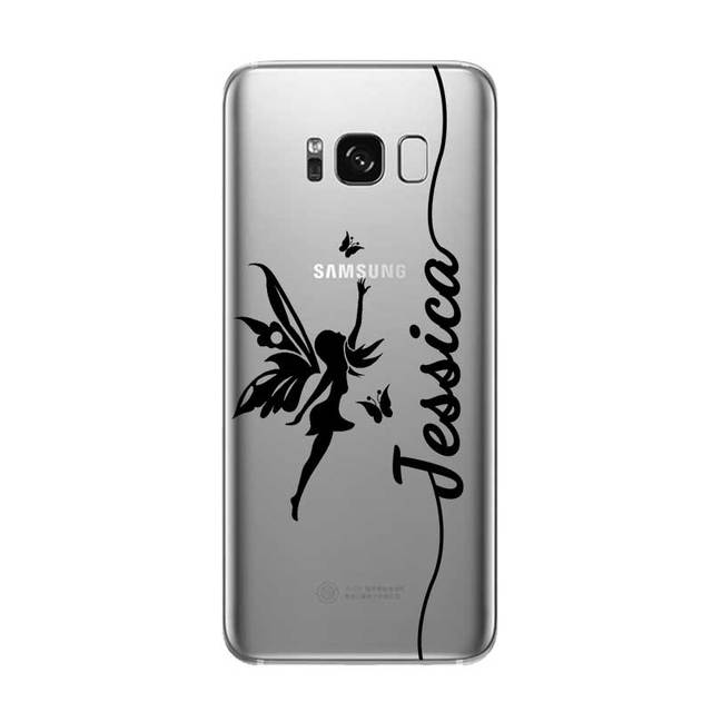 Custom Your Name Diy Christmas Unique Gift Case Cover For Samsung Galaxy S5 S6 S7 S8 S9 S10 S10e Lite Edge Plus Fitted Cases Aliexpress,Design Your Own Food Packaging