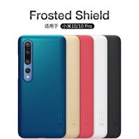 Case Voor Xiaomi Mi 10 Cover Xiaomi Mi 10 Pro Mi 9 Se 9T Nillkin Super Frosted Shield Matte Pc Hard back Cover Voor Xiaomi Mi 10| |   -