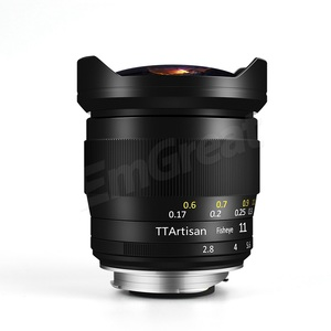 Image 2 - TTArtisan 11mm F2.8 Full Fame Ultra Wide Fisheye Manual Lens for Sony E mount A7II A7RII A7SII A6300 A6500 for Nikon Z Mount