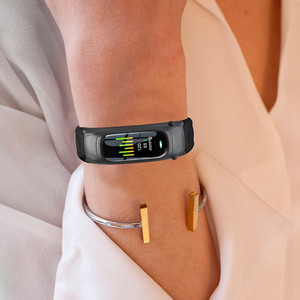Image 5 - B9 inteligentne połączenie bransoletka Bluetooth słuchawki monitor pracy serca na nadgarstku opaska monitorująca aktywność fizyczną zestaw słuchawkowy inteligentna opaska Talk For IOS Android