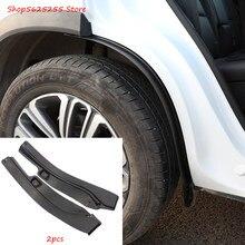 Guardabarros de coche para Chery Tiggo, accesorios de neumático delantero y trasero, modificación de decoración automática, 8, 2018, 2019, 2020