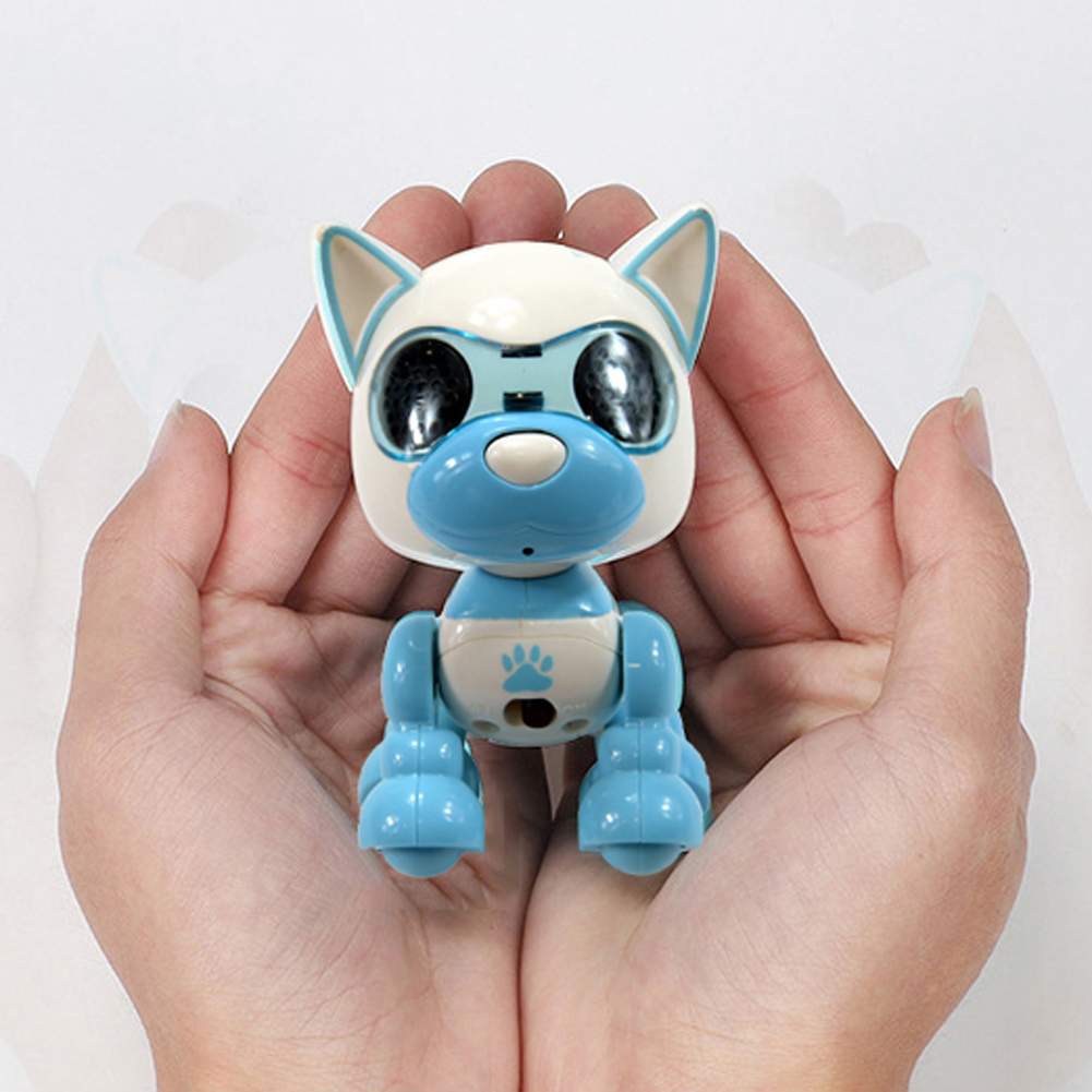 Robot Dog Interactive Toy Birthday Gifts Christmas Present Toy For Children Robotic Puppy Electronic Pet Toys