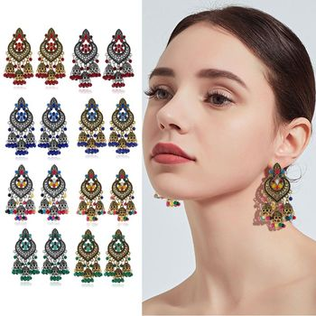 Jhumka  Drop Earrings Fashion Jewelry 1