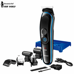 Electric Hair Clipper Rechargeable nose