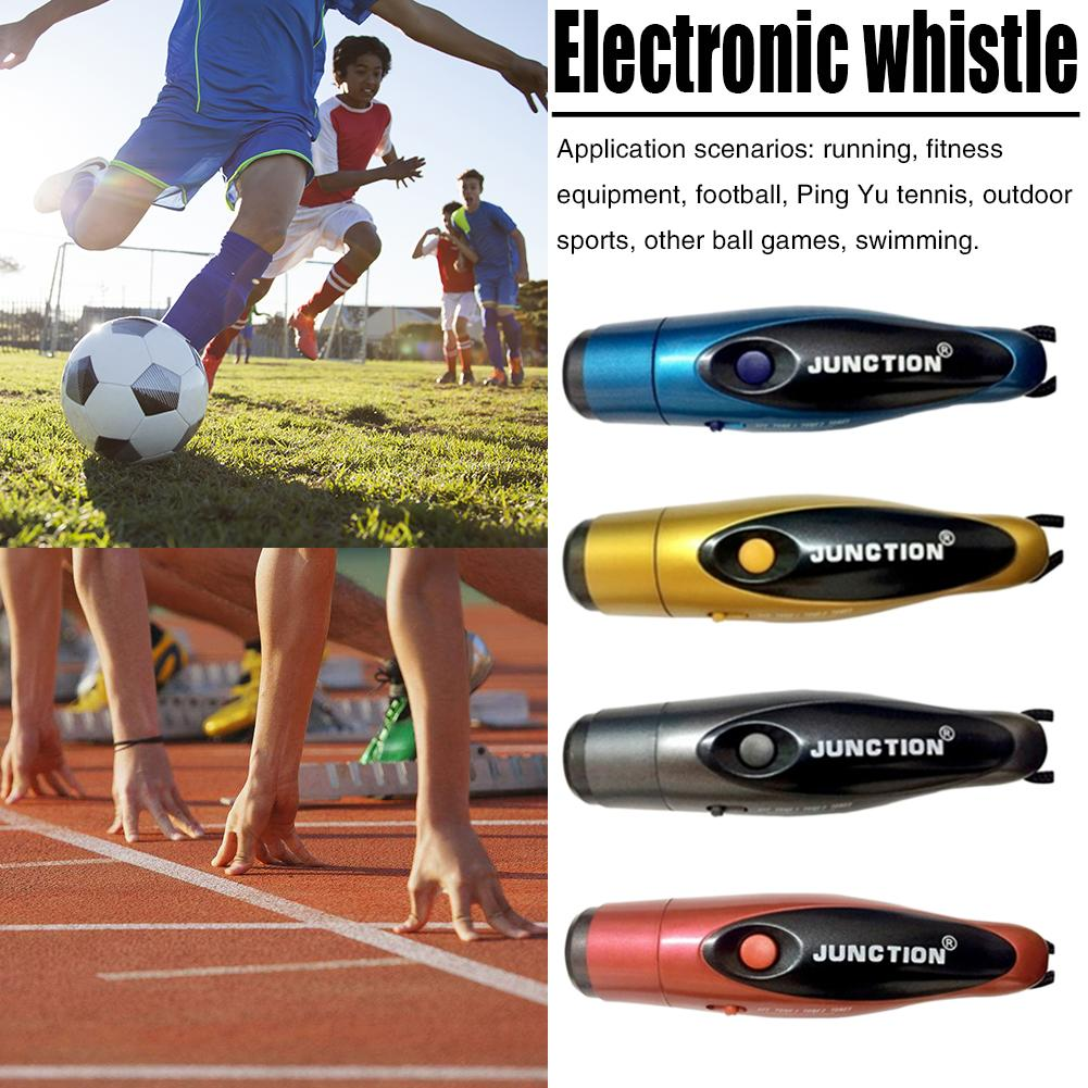 Electronic Whistle Electric Running Fitness Equipment Football Ping Pongball, Badminton Tennis Outdoor Sports Other Ball Game