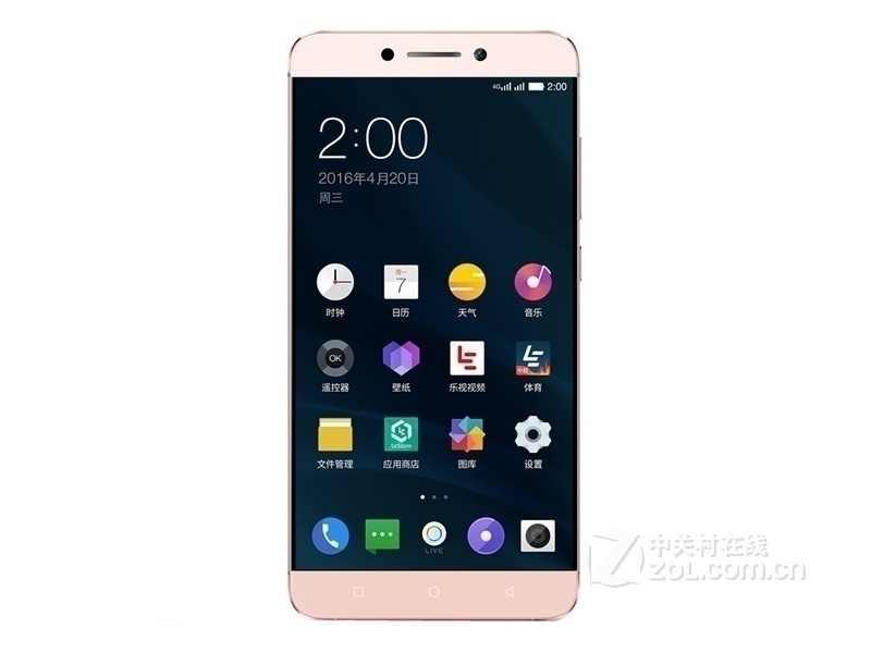 """Originale Letv Le 2X620 4G LTE Mobile Phone Helio X20 Deca Core Android 6.0 5.5 """"1920X1080 3GB di RAM 32B ROM di Impronte Digitali 16.0MP"""