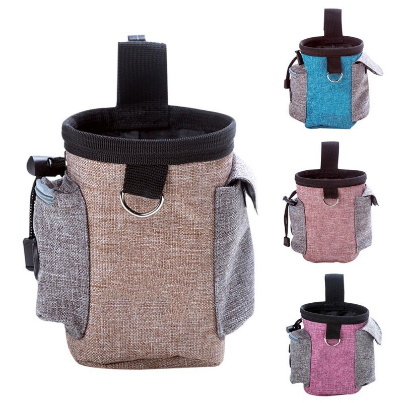 font b Pet b font Dog Training Treat Bag Outdoor Dog Treat Pouch Waist Feed