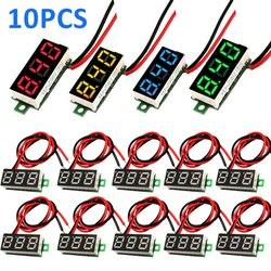 10pcs/set 2.5V-30V 0.28