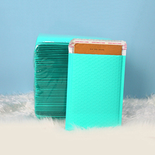 10pcs Usable space Teal Poly bubble Mailer envelopes padded Mailing Bag Self Sealing