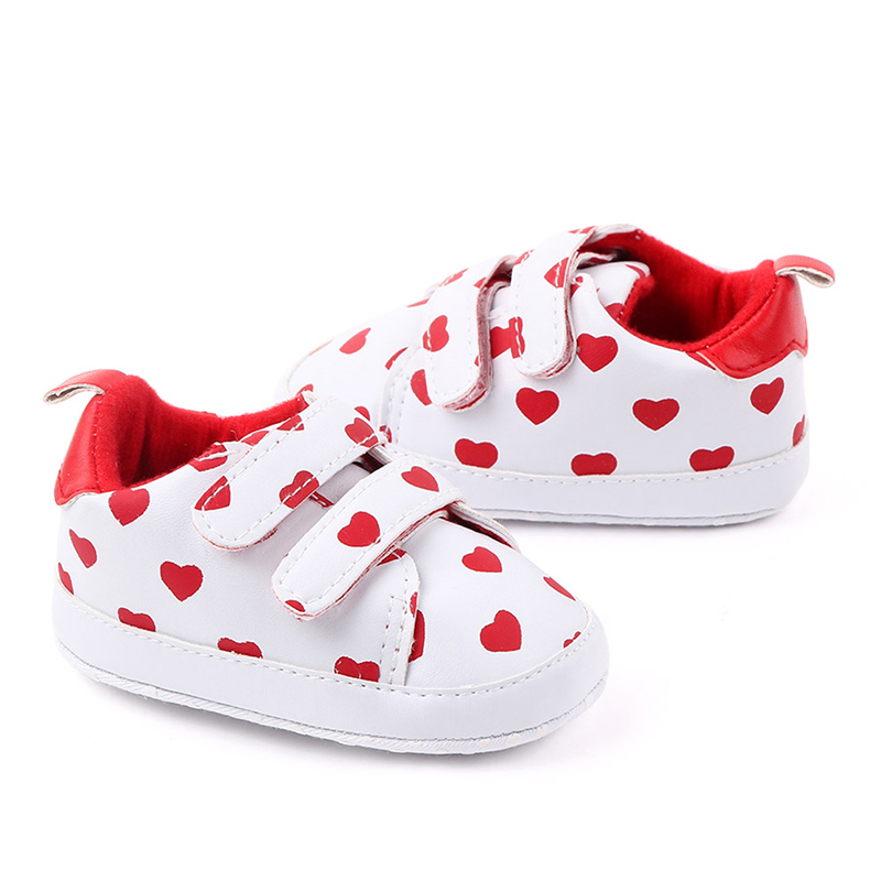 Baby Shoes Autumn/Spring Newborn Boys Girls Prewalkers Toddler Kids Cute Shoes Anti-slip Soft Baby Casual Sneakers