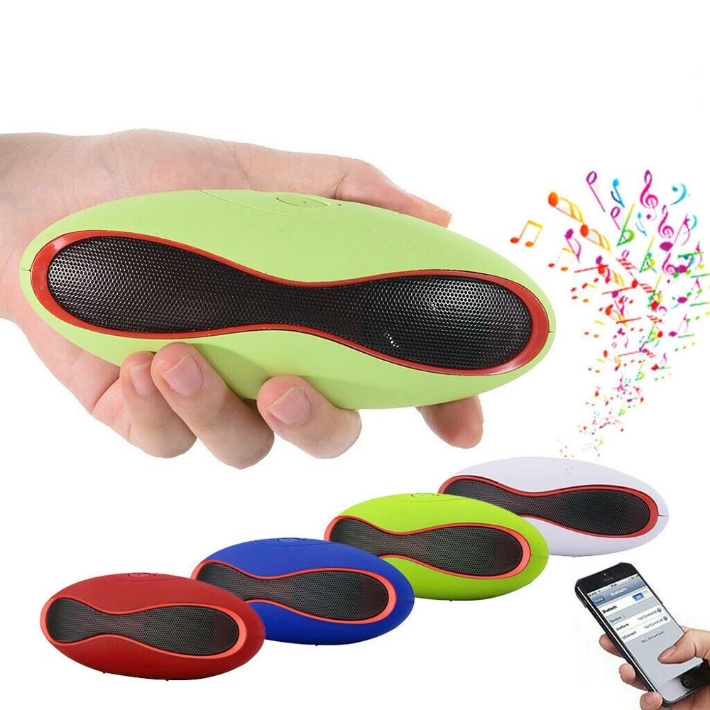 Bluetooth Speaker Portable 3D Sound System Loudspeaker Music Speaker Mini Super Bass Column Acoustic System Stereo Surrounding
