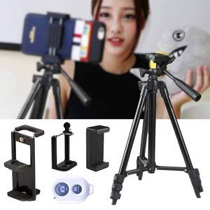 Phone-Tripod Video-Camera Compact Flexible Mobile-Phone-Stand-Holder Aluminum-Alloy Durable
