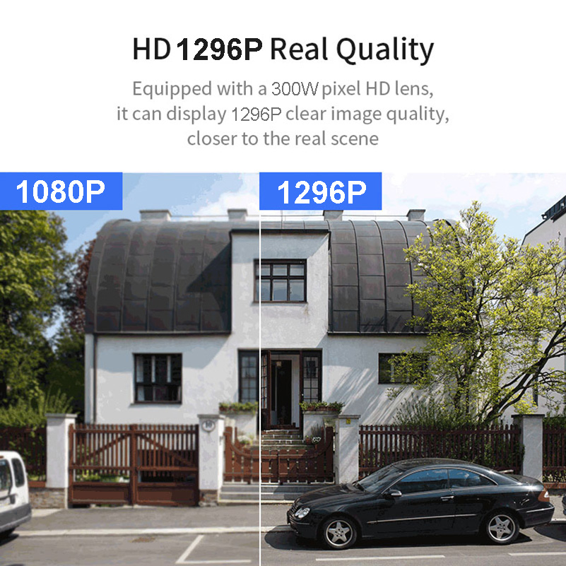 Xiaomi New 2K Smart Camera 1296P 360 Angle HD Camera WIFI Infrared Night Vision Webcam Video Camera Baby Security Monitor Mihome 3