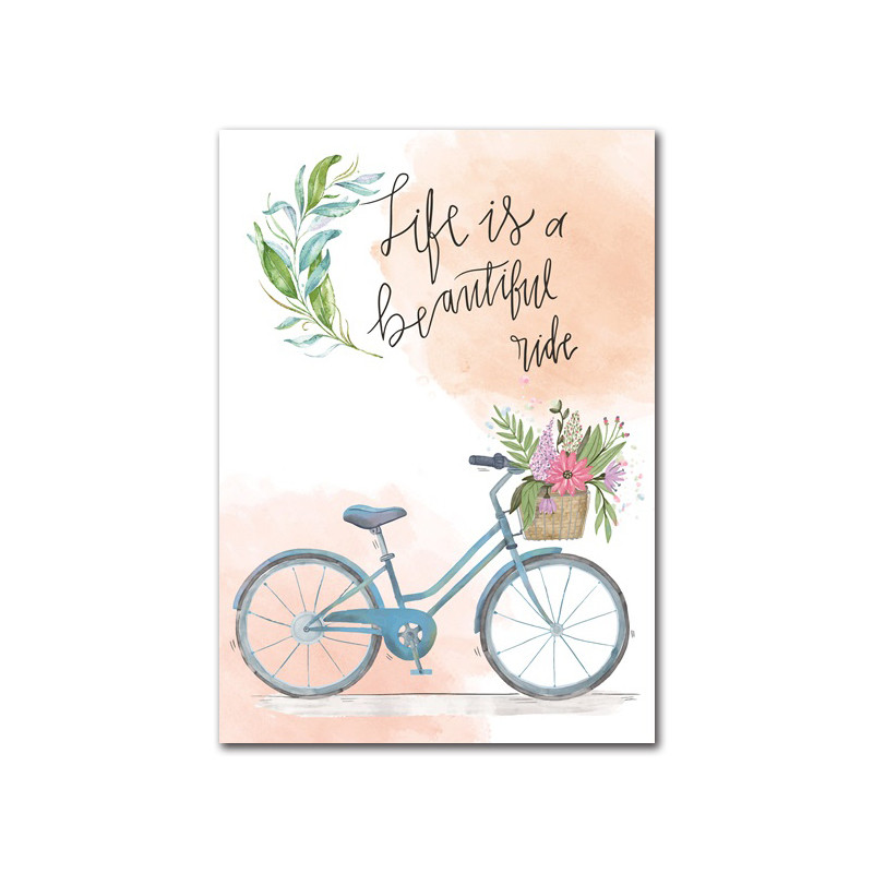 Letters-and-Bicycle-Home-Decoration-Canvas-Painting-Bedroom-Living-Room-Posters-Hd-Printing-Pictures-with-Waterproof (6)