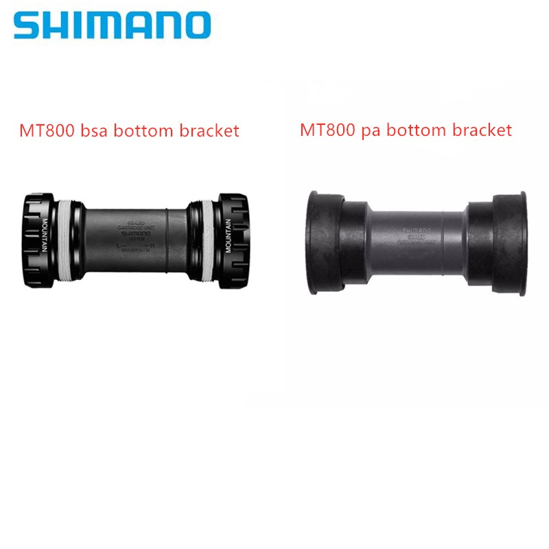 Shimano XT M8000 Bottom Bracket BB-MT800 BSA 68/73mm Replaces BB70 Use For M8000 M7000