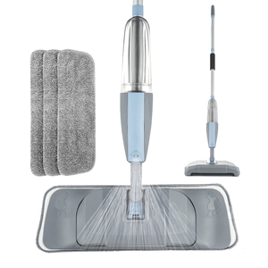 Image 1 - סמרטוט 3 ב 1 ספריי סמרטוט מטאטא מכונה שואב אבק קשה רצפת שטוח ניקוי כלי סט עבור ביתי יד כף קל להשתמש סמרטוט