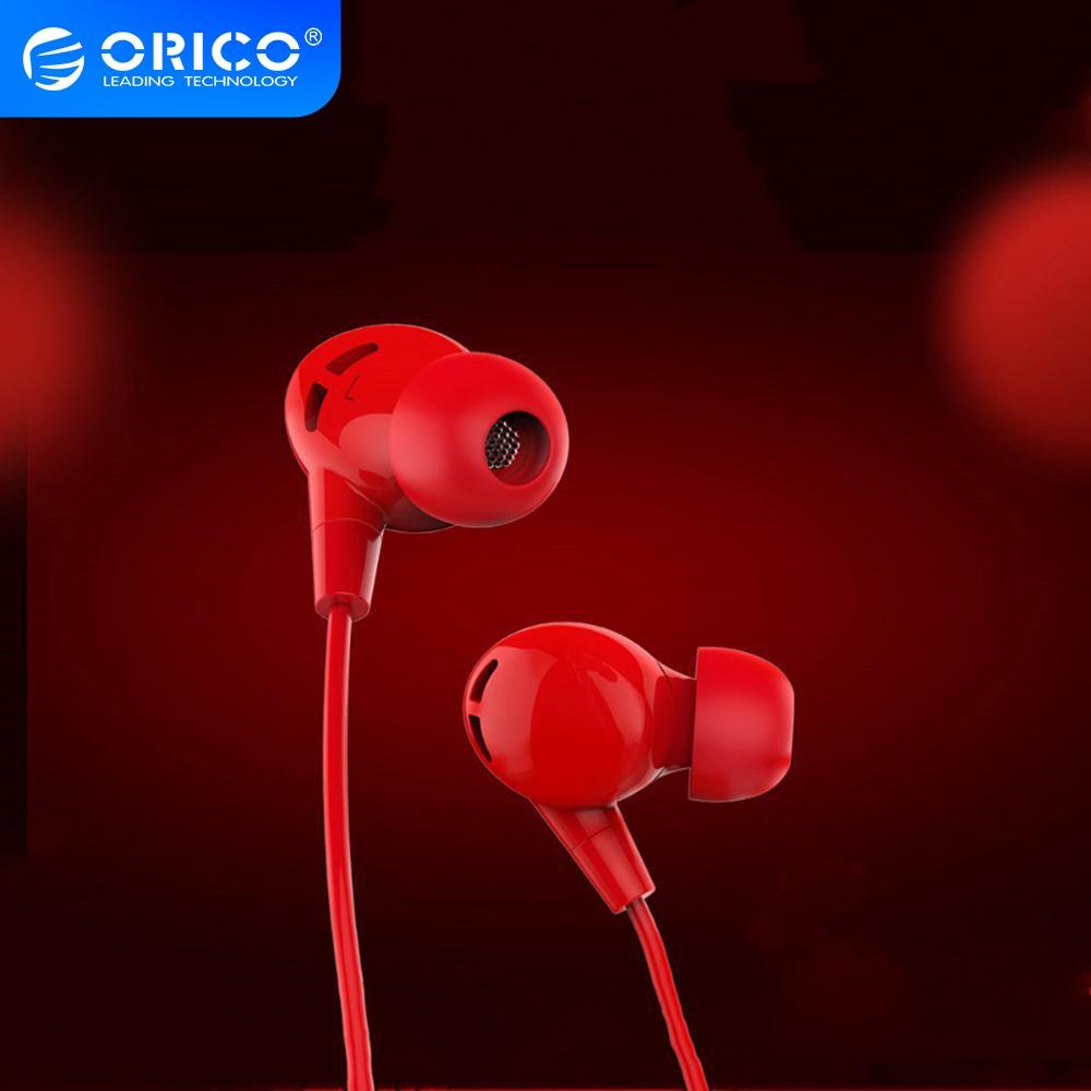 Профессиональные наушники ORICO, цветные наушники вкладыши с басами для iPhone 6 6S 7 8 Xiaomi, наушники вкладыши|Наушники и гарнитуры| | АлиЭкспресс