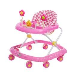 Criança infantil bebê walker 6/7-18 meses anti-queda multi-funcional scooter com carro de brinquedo de música