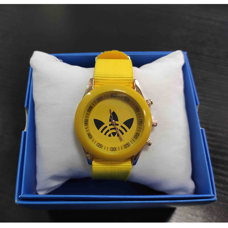 Brand Men&women Sports Watch Casual Fashion Nylon Dress Children Watches Unisex Quartz Wristwatch 2019 New Arrival Famous Brand