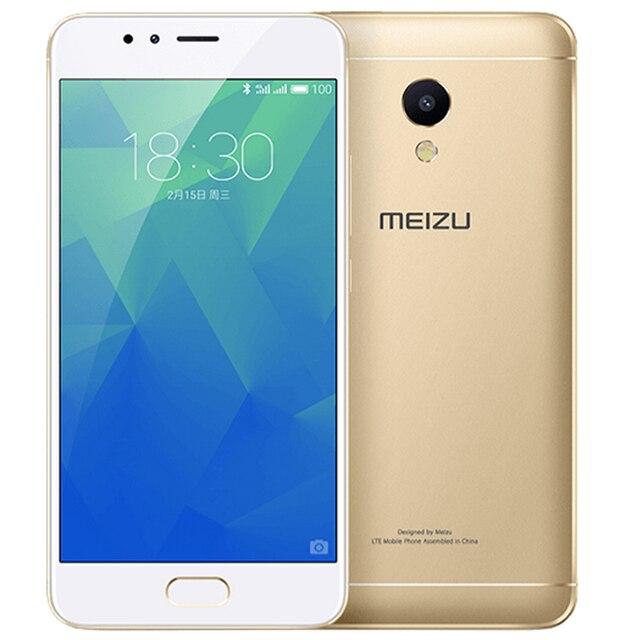 Original MEIZU 5S MTK6753 Mobile version ROM 3GB RAM 16GB ROM Cell Phone 5.2 inch octa-core Fast Charging Mobile Phone 5