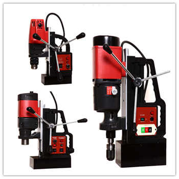 Multi-function Magnetic Drill Positive And Negative Magnetic Seat Drill Tapping Machine Iron Drilling Machine