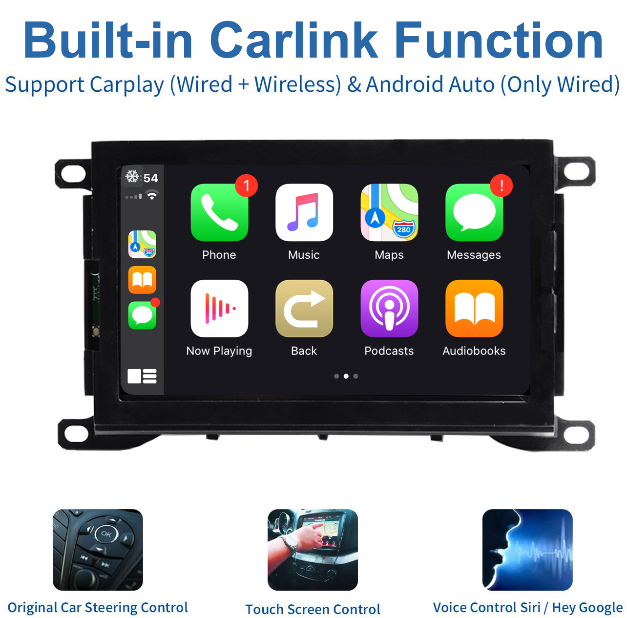 128g Octa Core Android 10 multimedia Car Stereo For Citroen DS5 Auto Radio GPS  Navigation Audio Video carplay android auto