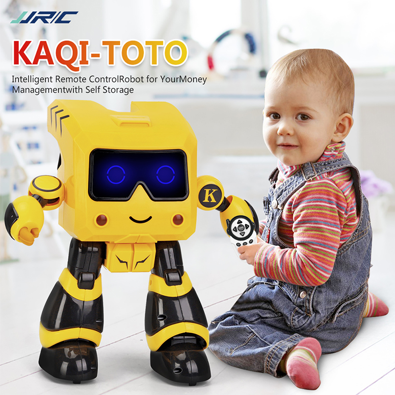 JJRC R17 I робот Inteligente Music Dance Robo умный робот RC датчик жестов Cozmo Roboter IR роботы программируемые игрушки-роботы